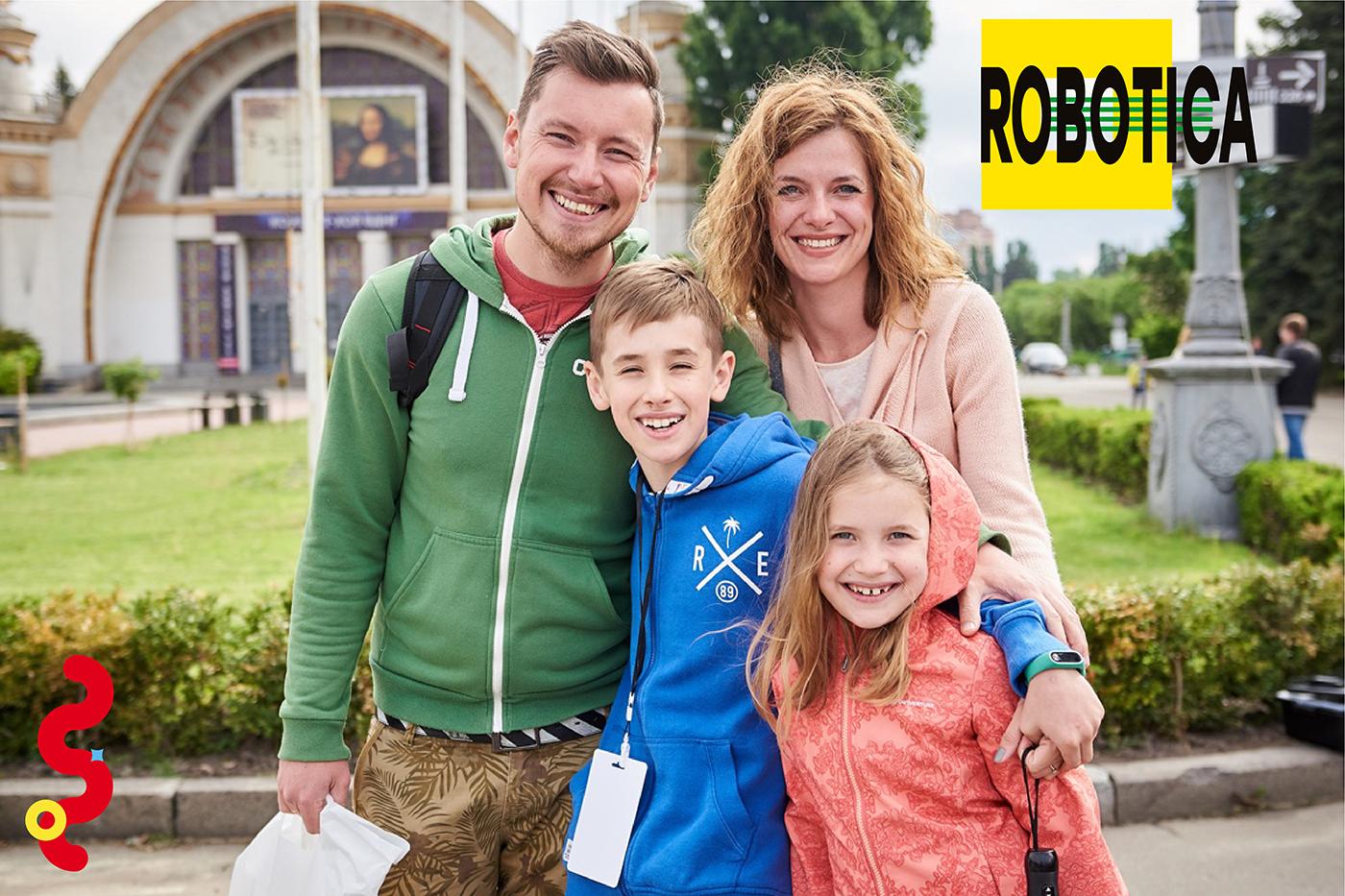 ROBOTICA 2019: 10 причин відвідати сімейний фестиваль