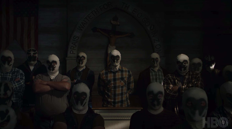 👻 «Вартові» / Watchmen від HBO — дивіться перший трейлер серіалу