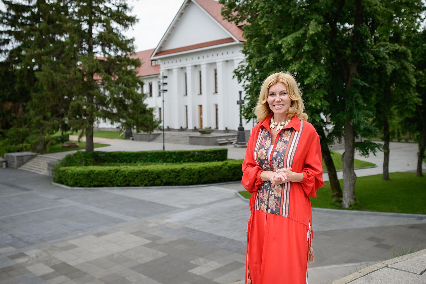 💼 «Бізнес повинен використовувати будь-яку можливість вкласти в культуру», — Наталія Заболотна, Ukrainian ID