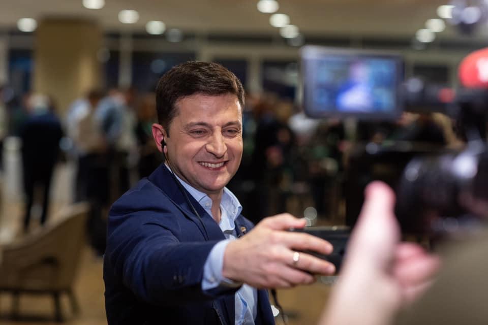 Volodymyr Zelenśkyj zaviv oficijnyj tviter-akaunt