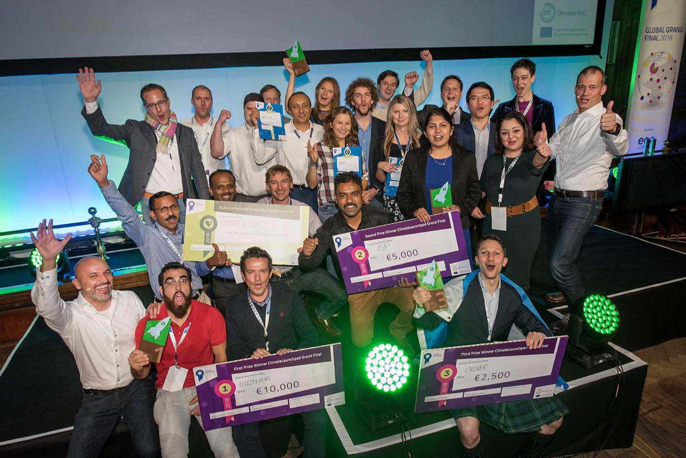 🌍 ClimateLaunchpad — найбільший у світі «зелений» конкурс: як потрапити і підготуватися до виступу