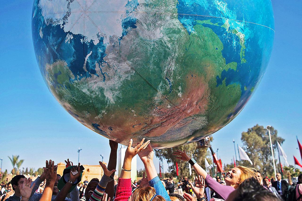 ☀️ Zminy klimatu za ostanni 100 rokiv – dyviťsja vizualizaciju danyh