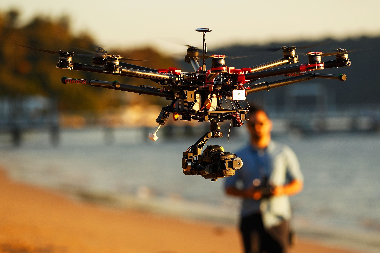 ⛳ Jak korystuvatysja dronom: JeS zaprovadyla pravyla