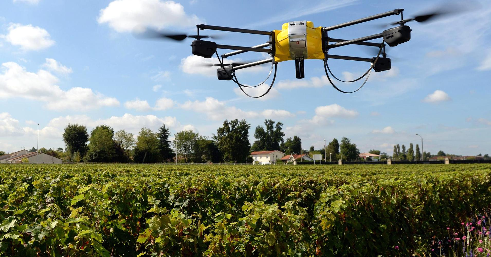 Jak korystuvatysja dronom
