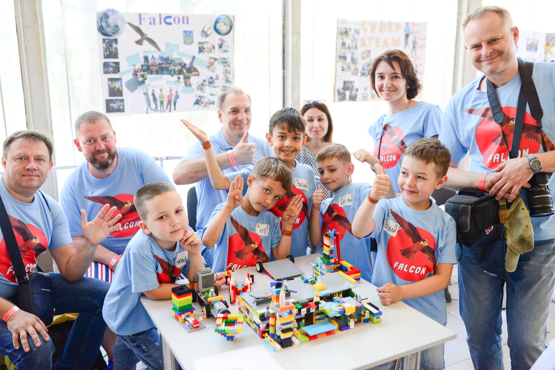 🤖 На фестивалі ROBOTICA визначили учасників Всесвітньої олімпіади з робототехніки