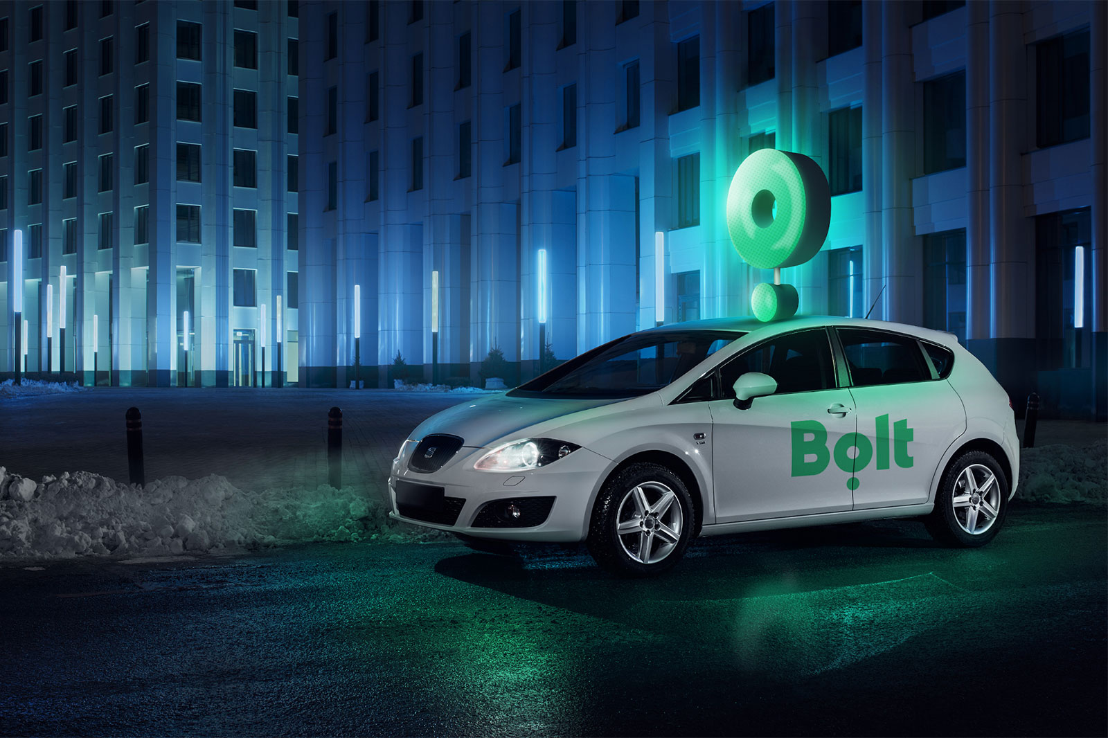 🚕 Bolt for Business – Bolt запустив новий сервіс в Україні для організації корпоративних поїздок