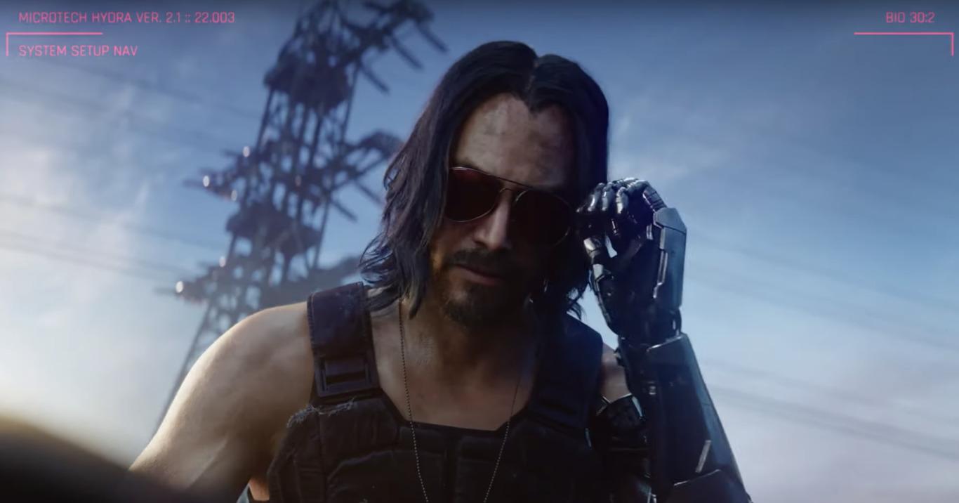 🎮 Microsoft на E3 2019: новий Xbox, Cyberpunk 2077 з Кіану Рівзом та гра від творця «Гри престолів»