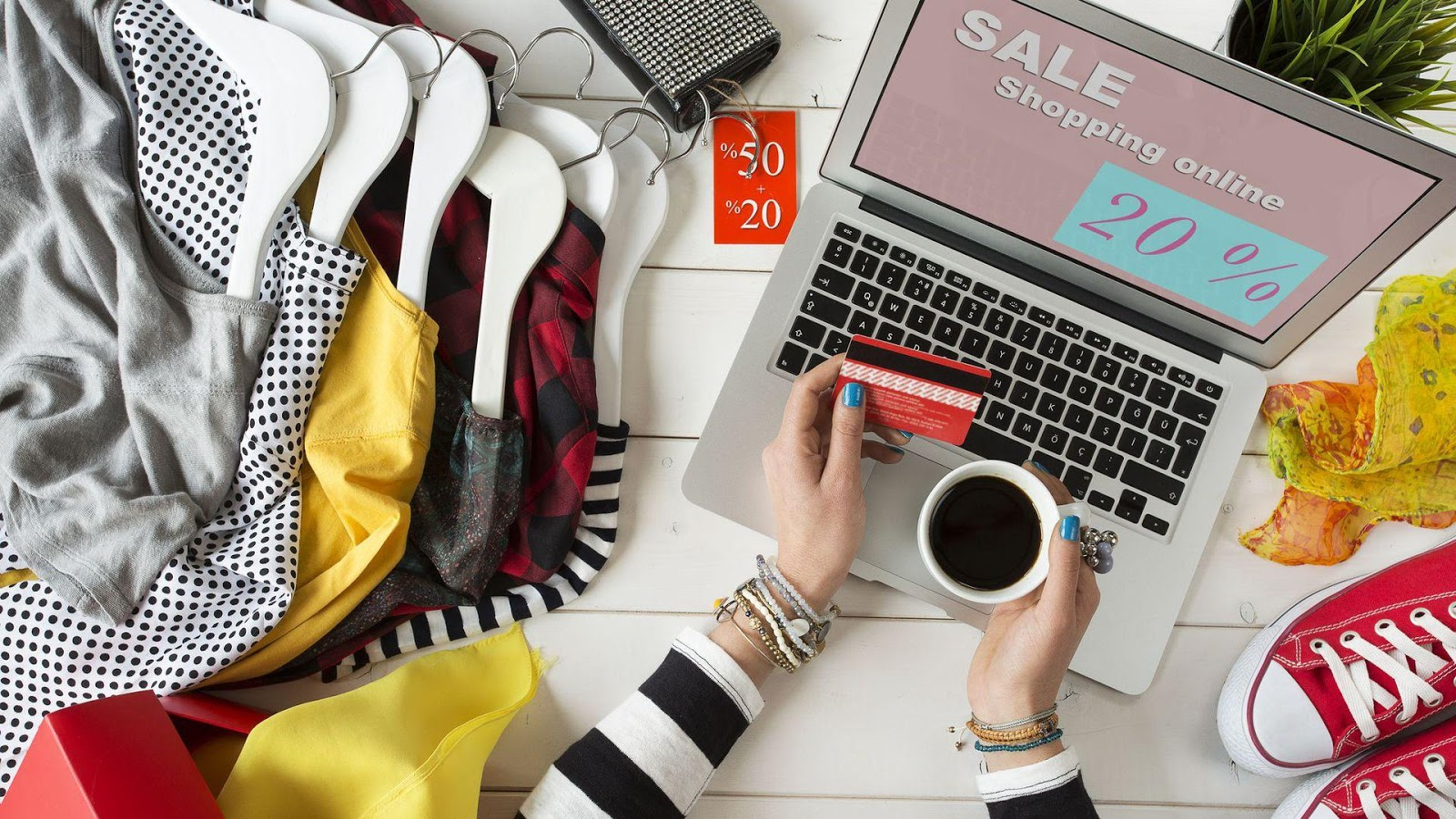 👗 Як українці здійснюють покупки онлайн – дослідження