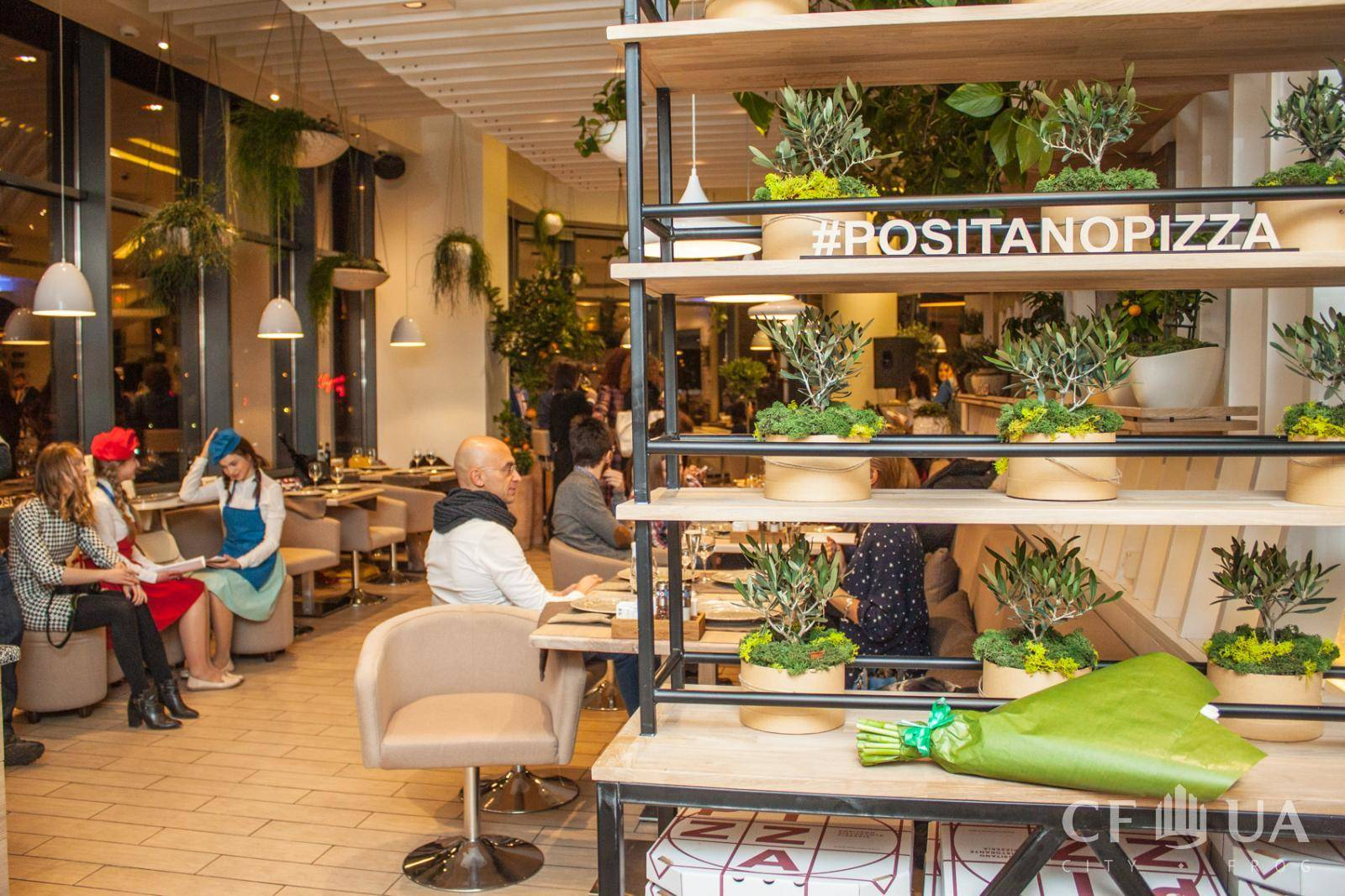 🍕 Ukraїnśkyj restoran Positano uvijšov u top-50 najkraščyh picerij svitu