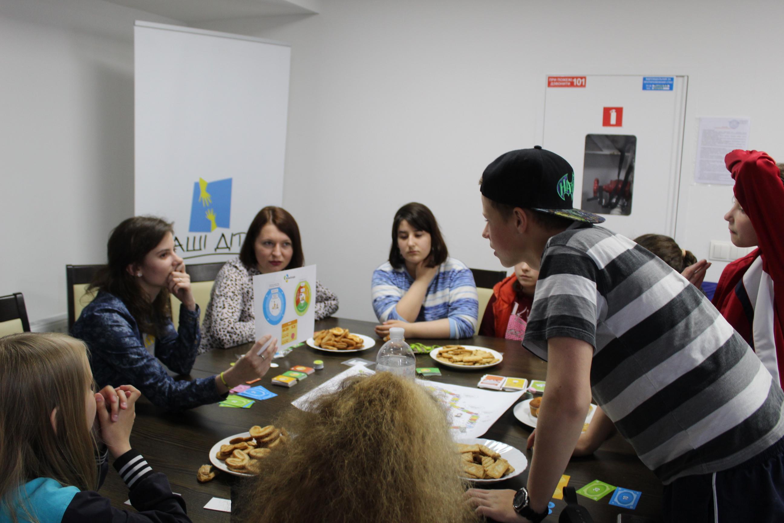 🎲 Ukraїnci stvoryly biznes-gru «Bizne$hody» z sociaľnogo pidpryjemnyctva dlja školjariv