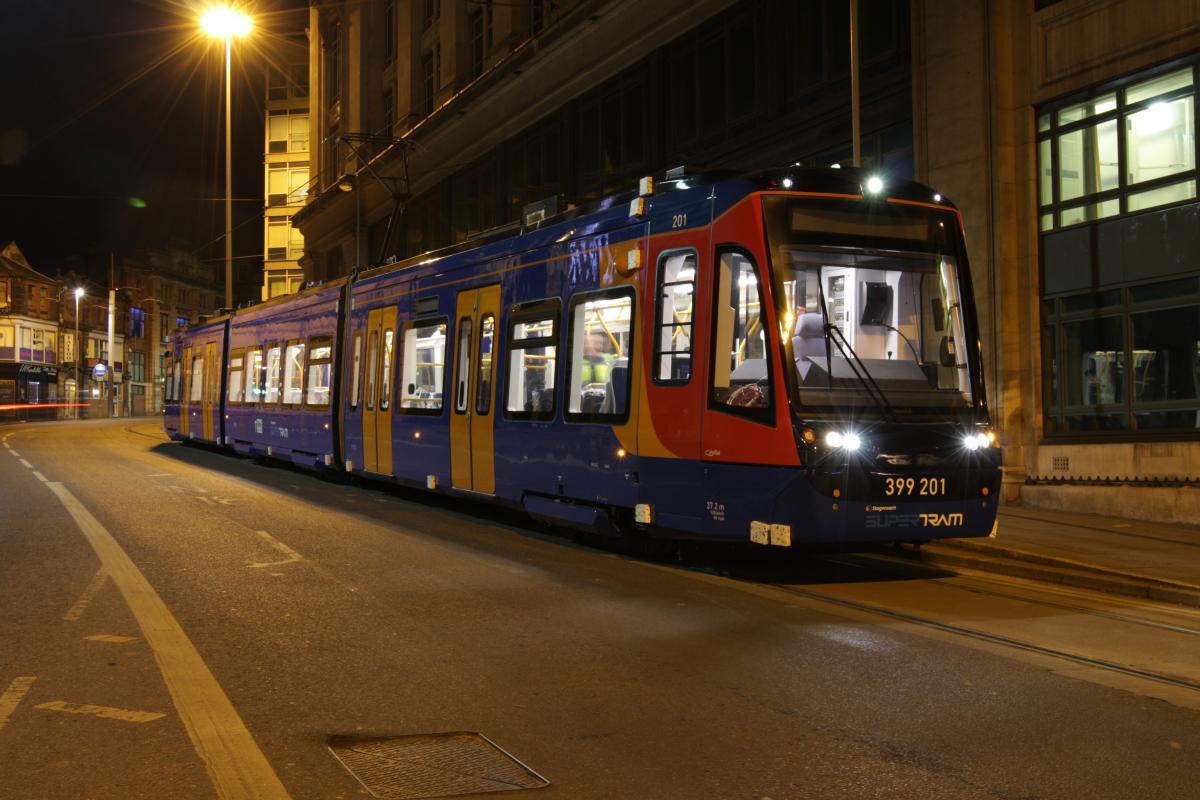 трам-трейн