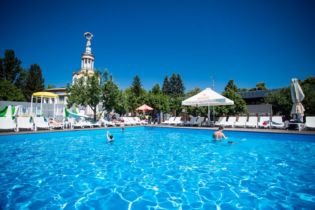 🏝️ 5Х5: літній відпочинок у Києві – 5 напрямків по 5 пропозицій