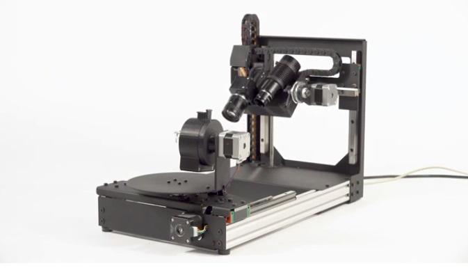 3D-skaner dlja juveliriv