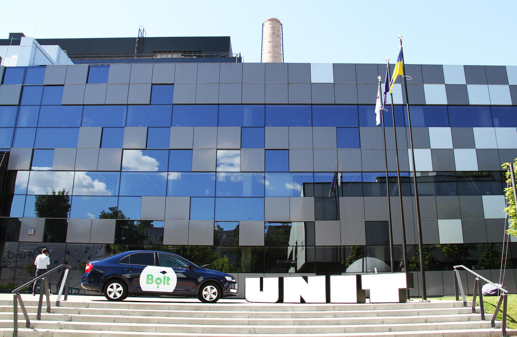 🚕 Bolt відкриє офіс та науково-дослідний центр в UNIT.City