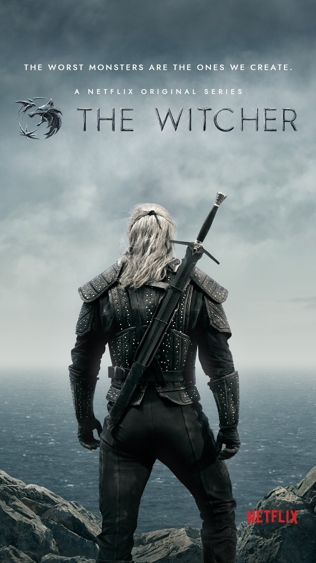 viďmak the Witcher