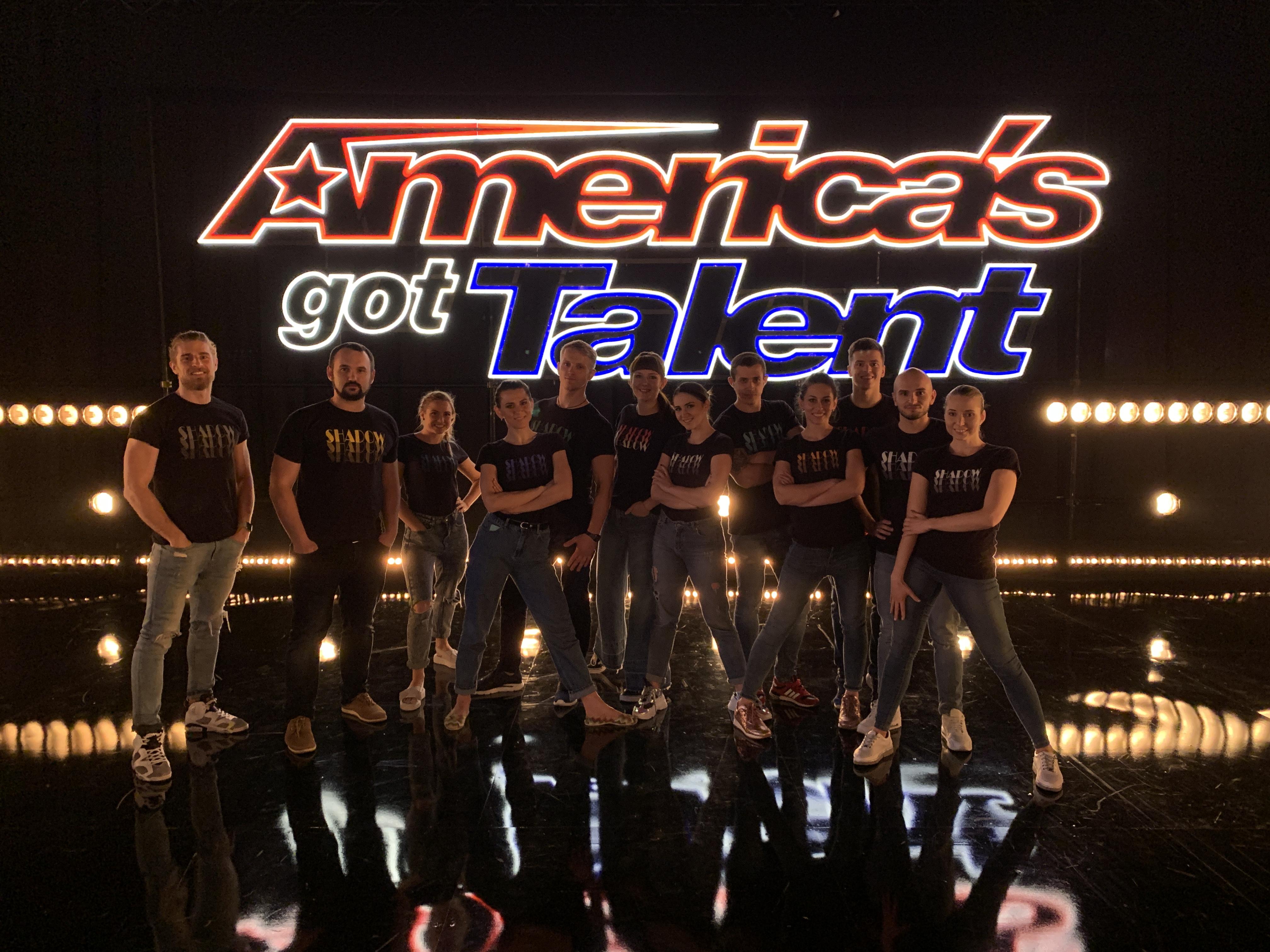 👤 Український театр тіней VERBA підкорив суддів America's Got Talent – відео