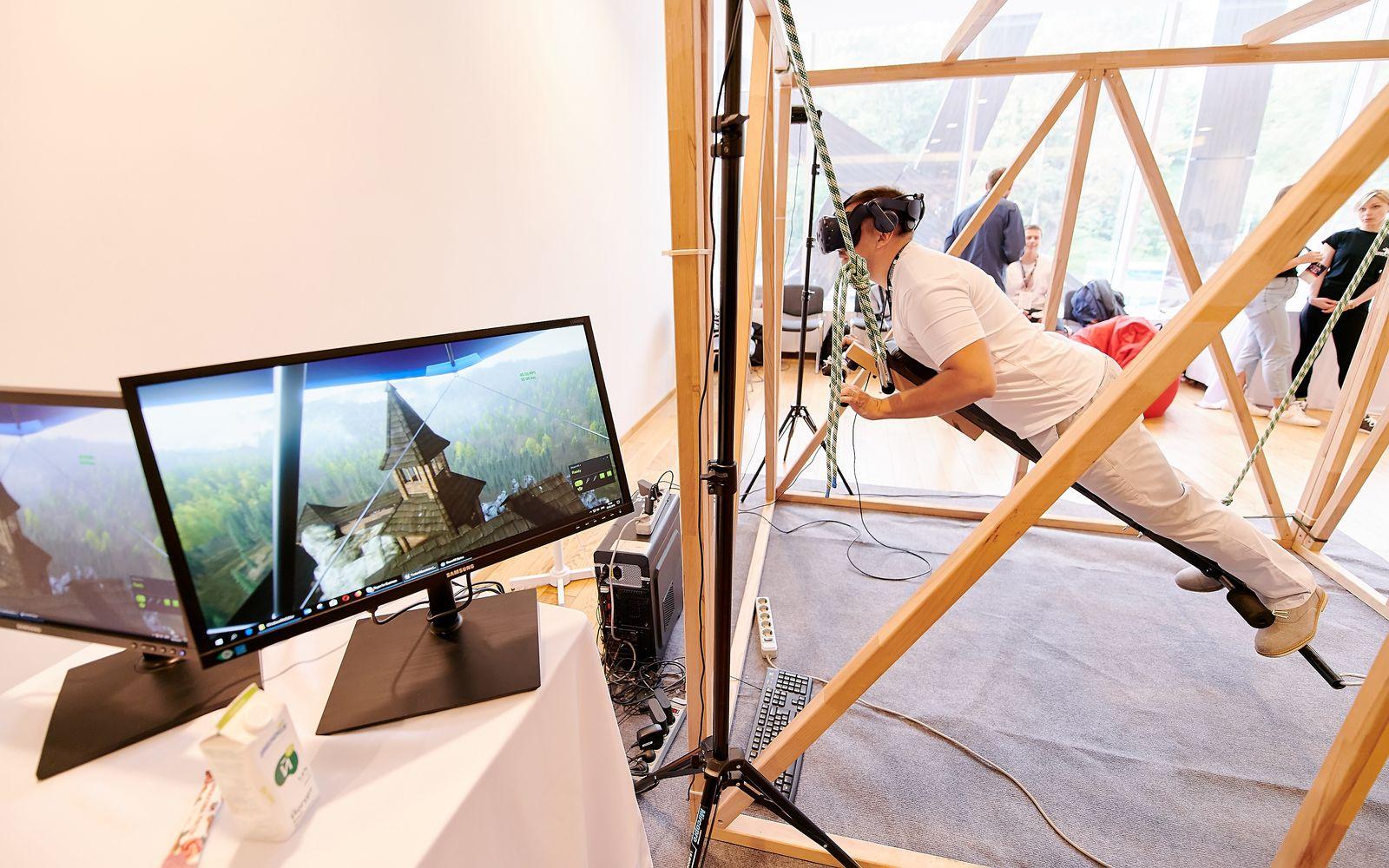 🏯 Фортеця Тустань презентує локацію віртуальної реальності: як VR відтворює середньовіччя