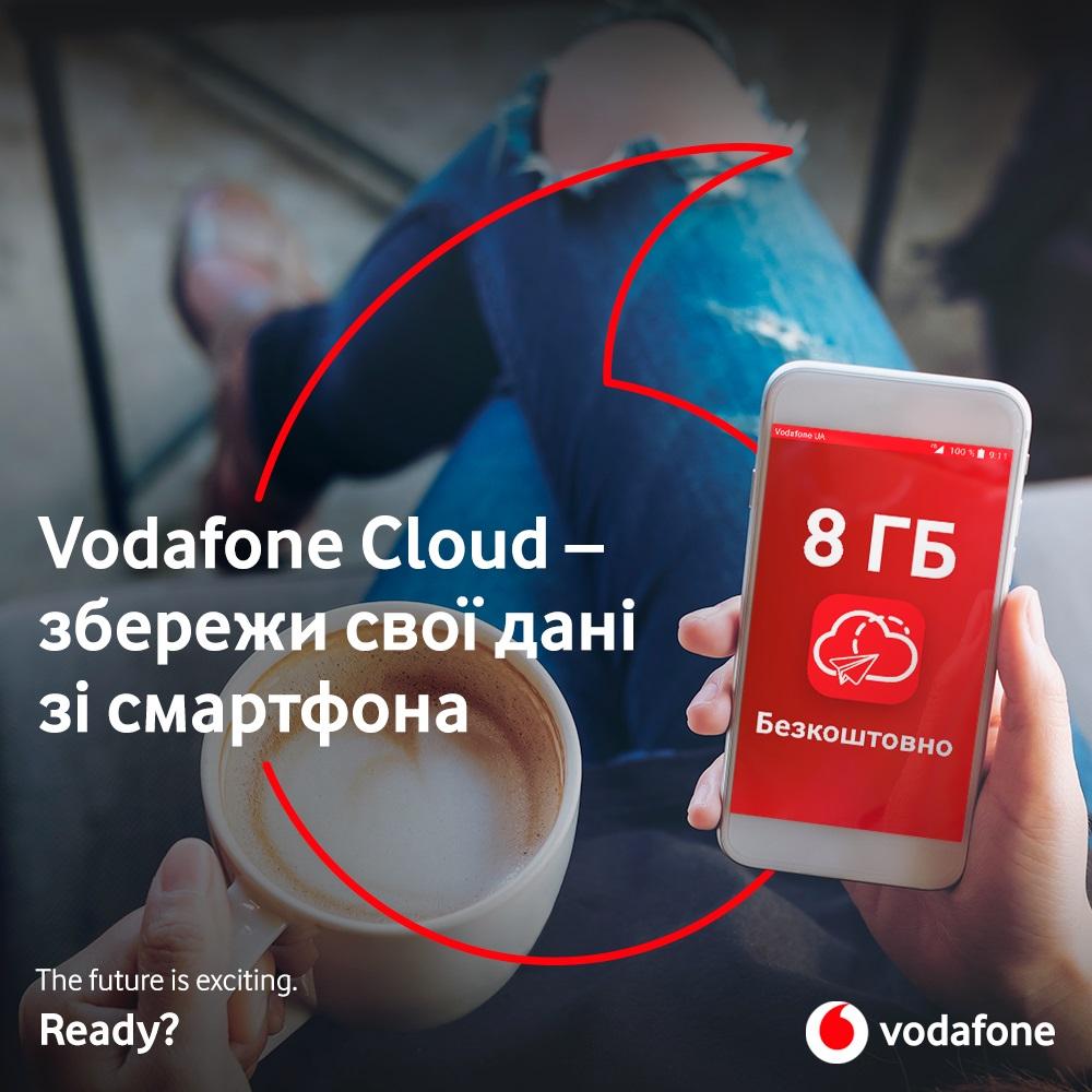 Vodafone Cloud