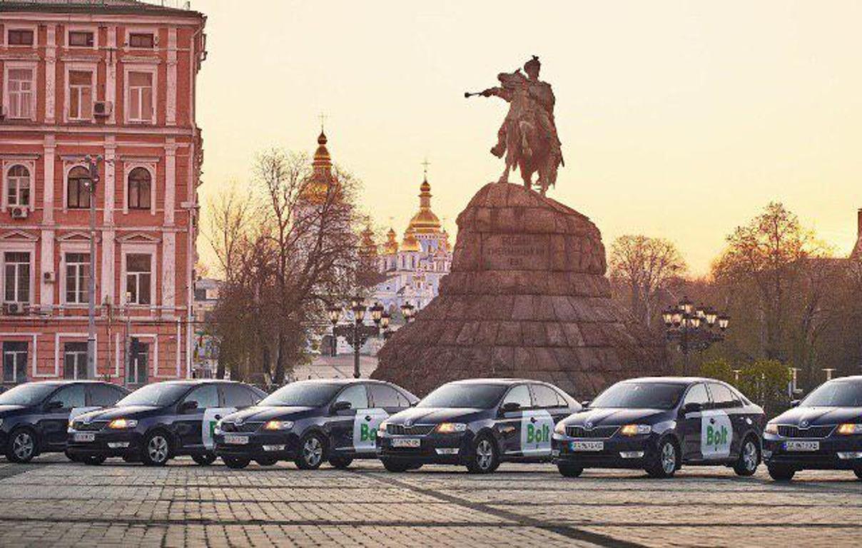 🚕 Bolt та інші гравці ринку створять нове законодавство, що регулює ринок таксі