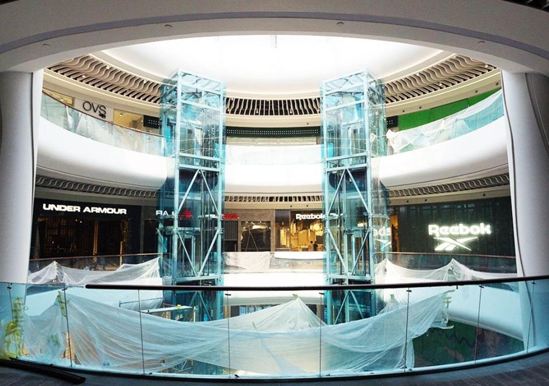 🏢 Коли відкриють торговий центр River Mall з інклюзивним кінотеатром