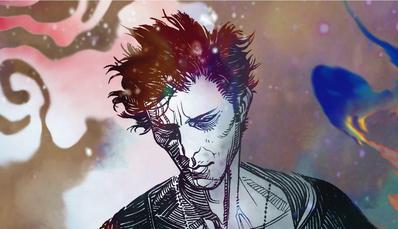 ⏳ Netflix екранізує комікс «Пісочний чоловік» Ніла Ґеймана