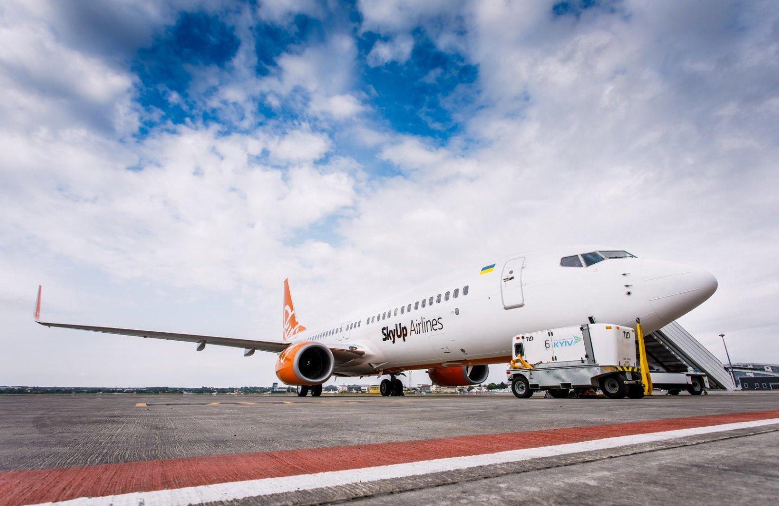 ✈️ SkyUp восени запустить чотири нових рейси Україною, зокрема Харків-Львів