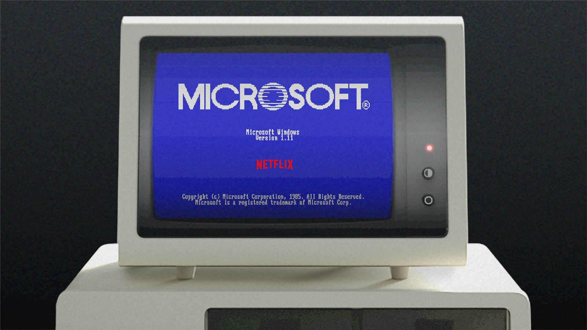 💻 Microsoft vypustyla peršu versiju Windows – gru prysvjatyly serialu «Dyvni dyva»