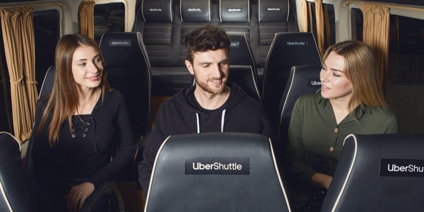 🚌 Як відвідувачі Atlas Weekend користувалися Uber Shuttle