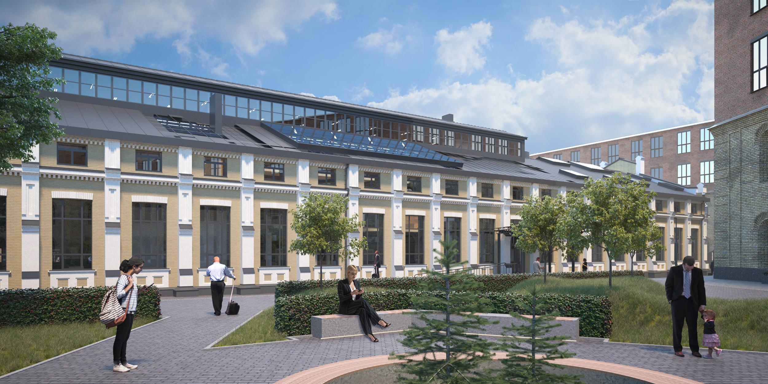 🏢 Новий бізнес-простір Creative States відкриється на київському заводі «Арсенал»