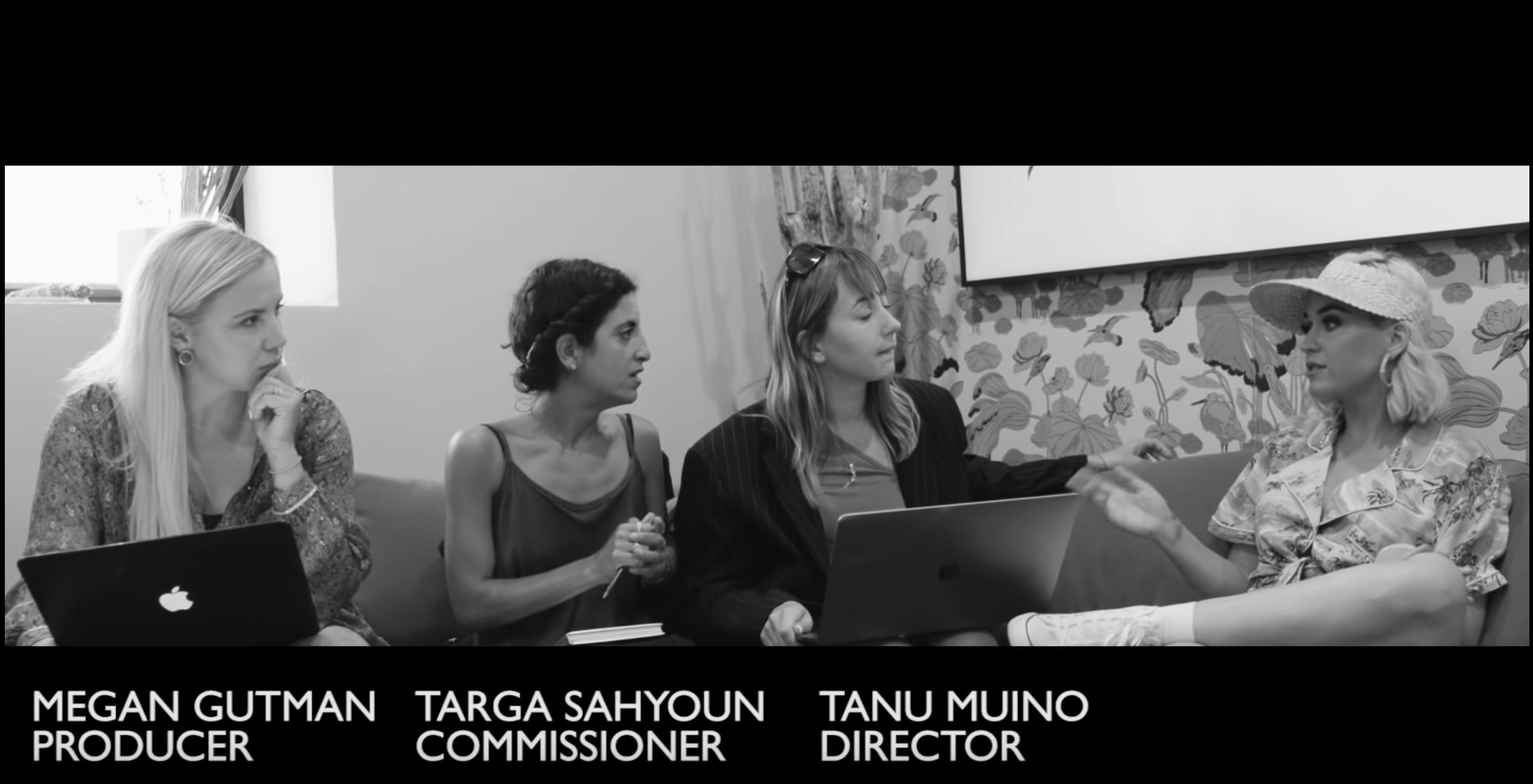 🍭 Українська режисерка Таню Муіньо зняла кліп для Кеті Перрі. Прем'єра післязавтра (відео)