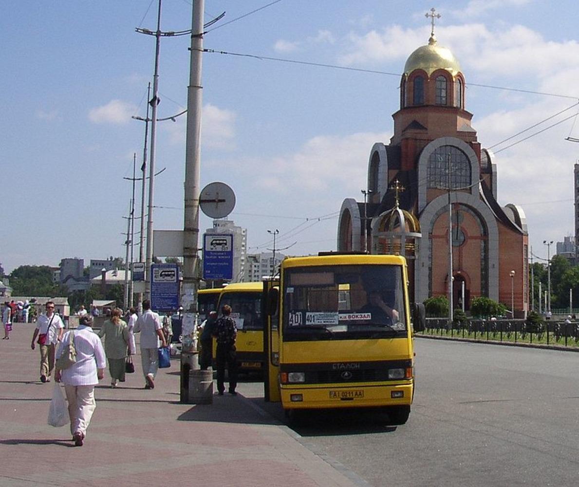 🚍 Київські маршрутки почали обладнувати валідаторами для електронного квитка