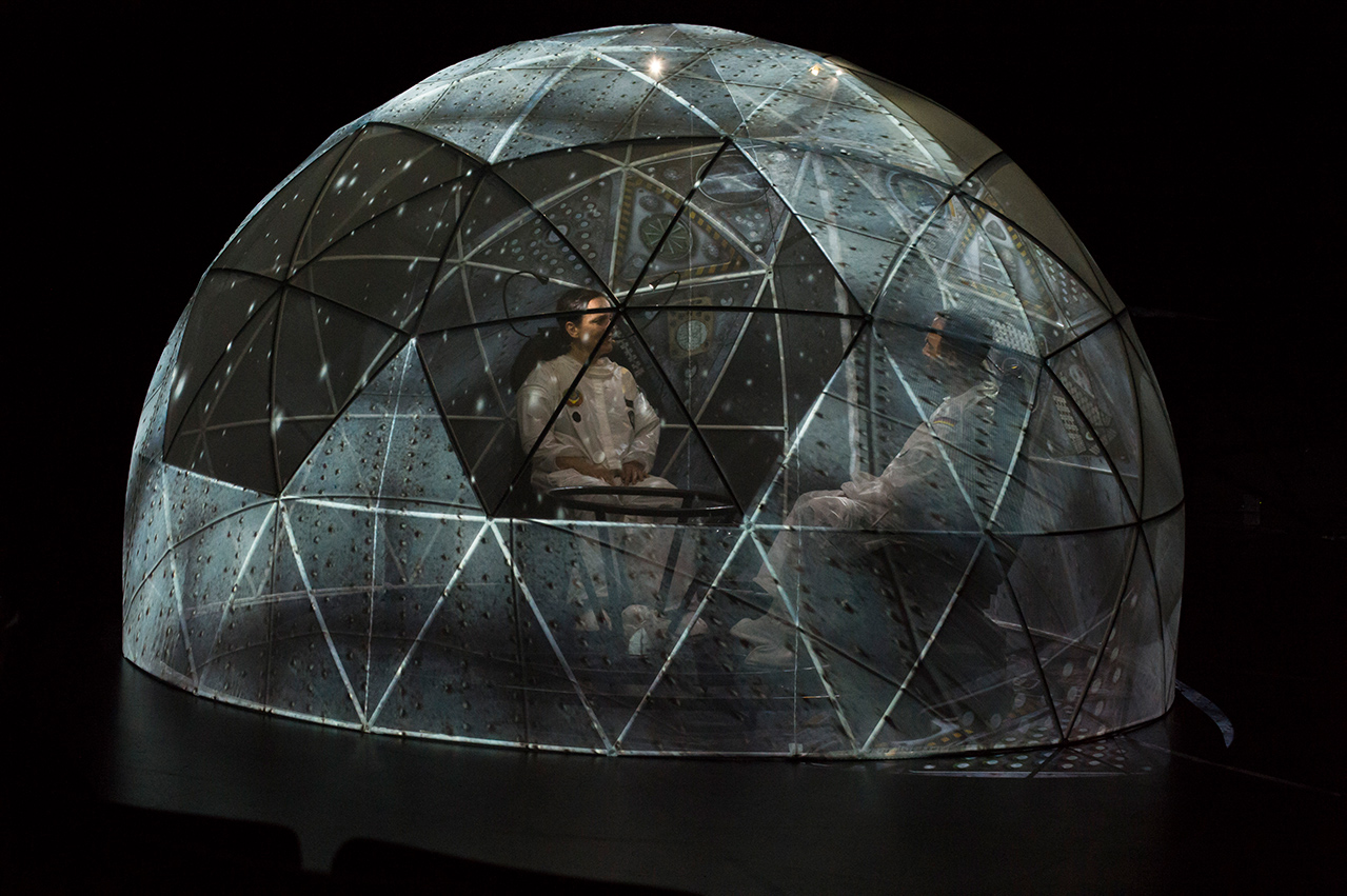 🎭 Проєкт «I-Reflections Lab»: українських митців вчитимуть новітнім технологіям у театрі
