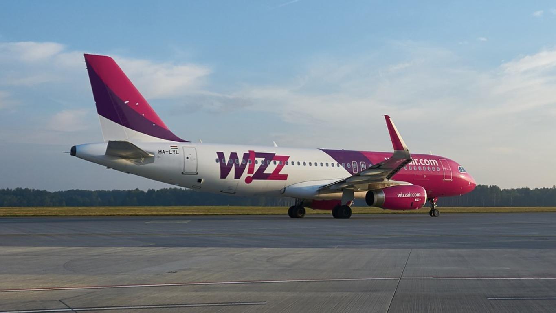 ✈️ Wizz Air відкриє шість маршрутів з Одеси до Німеччини, Словаччини, Угорщини та Польщі