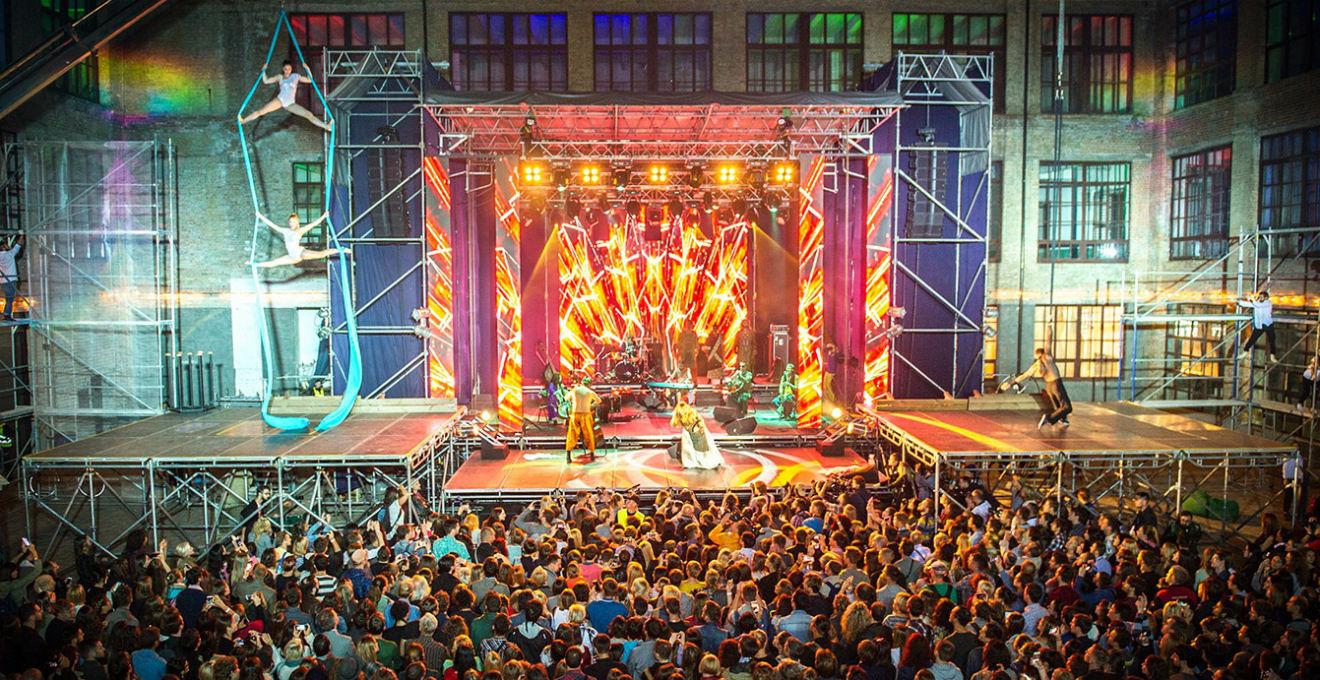 🎭 Український фестиваль «ГогольFest» потрапив у топ-5 найкращих фестів Європи