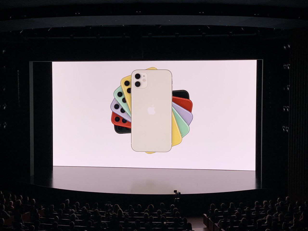 🍏 Apple показала нові iPhone 11, iPhone 11 Pro, iPhone 11 Pro Max, а також лівий берег Києва