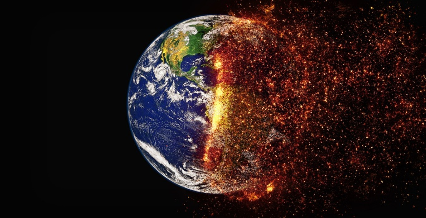 🌍 Глобальне потепління – як змінилася середня температура в Україні за 100 років
