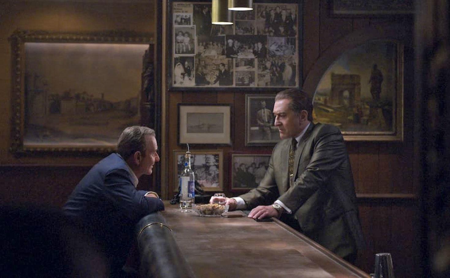 📺 Netflix vypustyv povnocinnyj trejler fiľmu Skorseze «Irlandeć» z Aľ Pačino ta De Niro