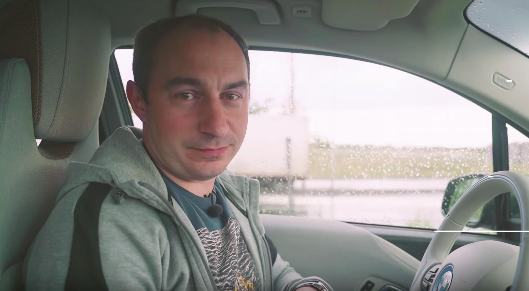 🚗 Elektromobiľnyj portal Autogeek perejšov na ukraїnśku. Zasnovnyk dilyťsja rezuľtatamy. ONOVLENO