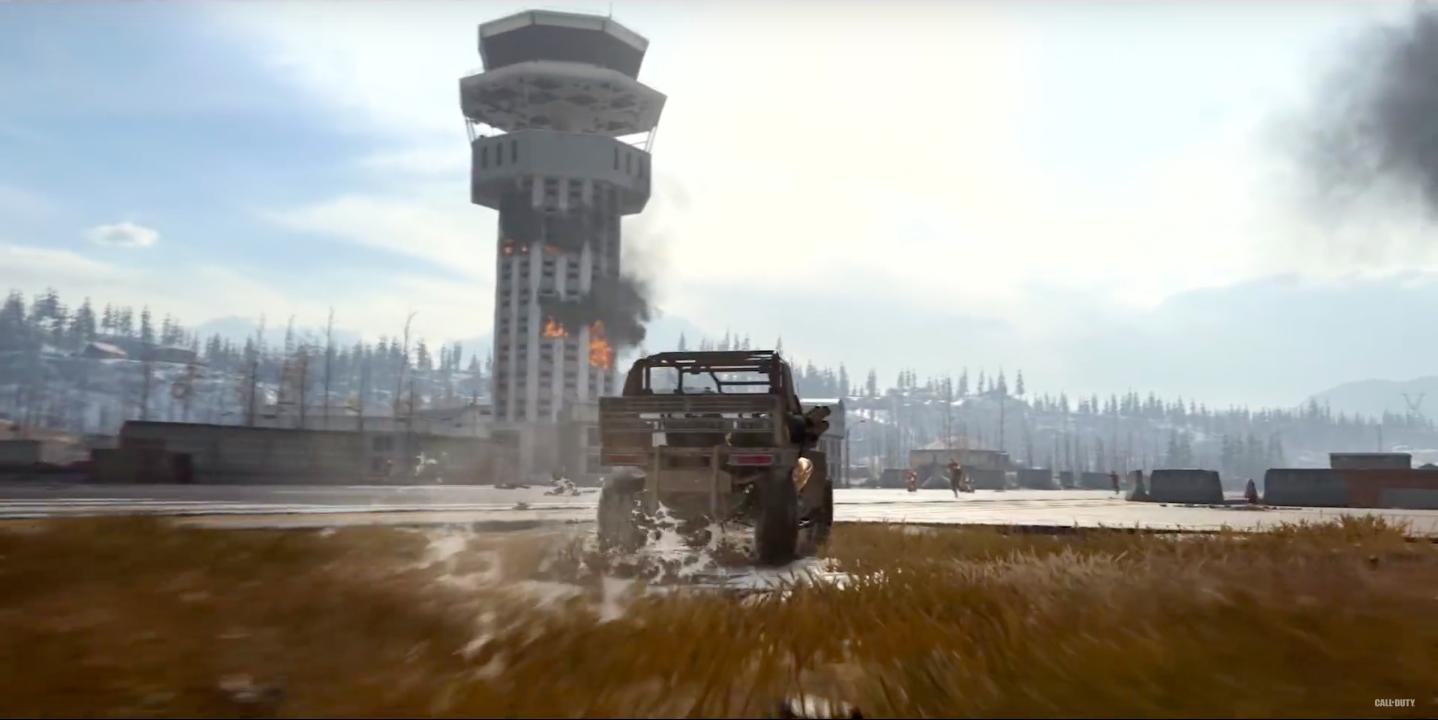 🎮 U novij Call of Duty može z'javytysja Donećk