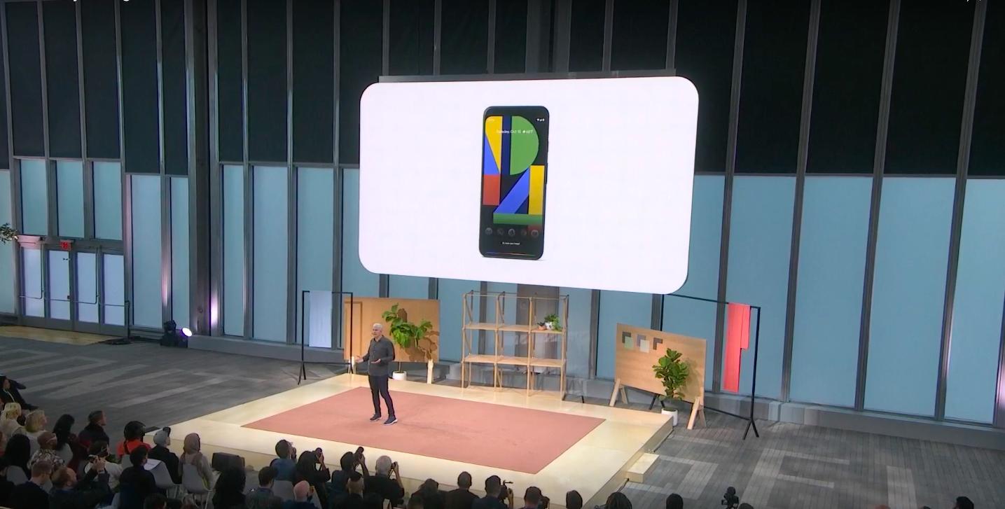 📱 Google Pixel 4 з розпізнаванням жестів, Pixel Buds 2 та Google Stadia – новинки Google з презентації