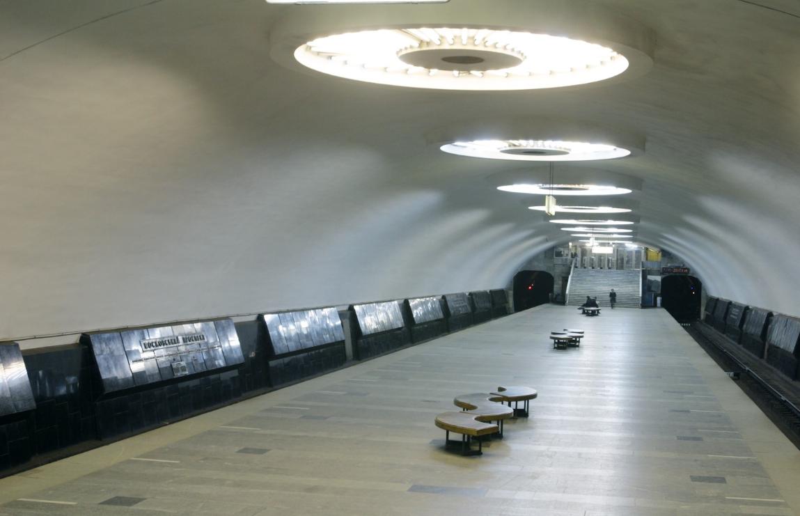🚇 У Харкові станцію метро «Московський проспект» перейменували в «Турбоатом»