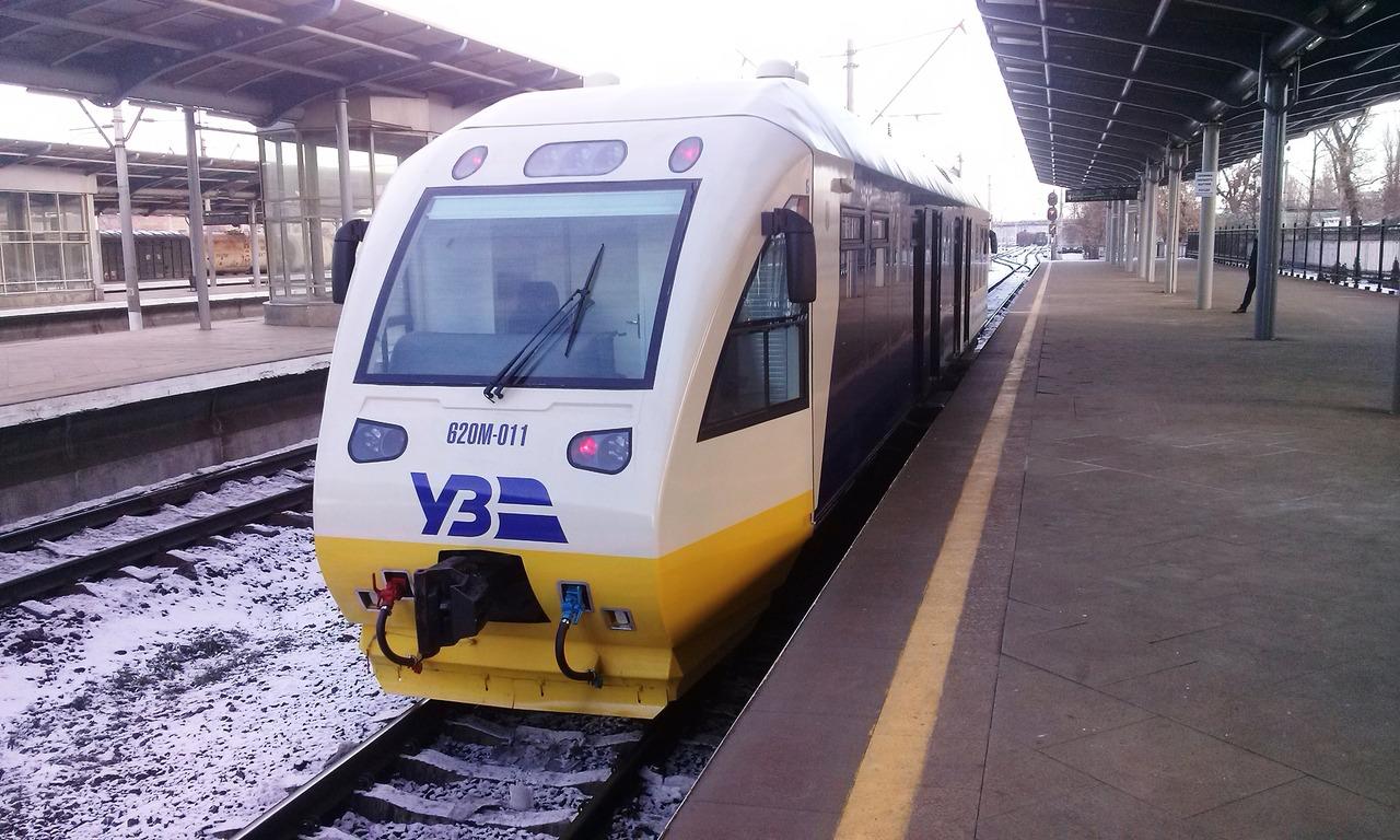 🚅 Zupynka Kyiv Boryspil Express na stanciї Vydubyči vidkryjeťsja do kincja roku. Zapustjať šče odyn poїzd