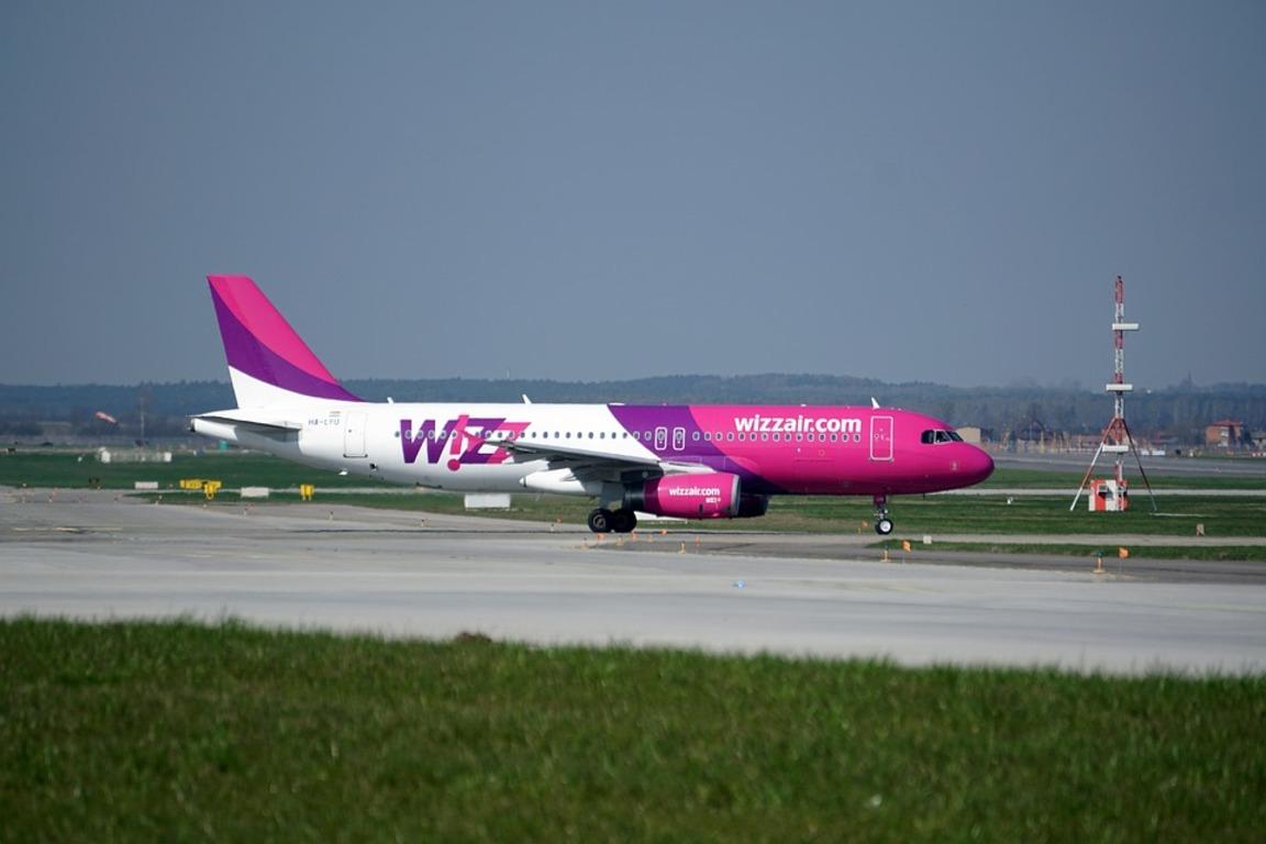 ✈️ Wizz Air vidkryvaje šisť novyh maršrutiv iz Zaporižžja do Avstriї, Lytvy, Ugorščyny ta Poľšči