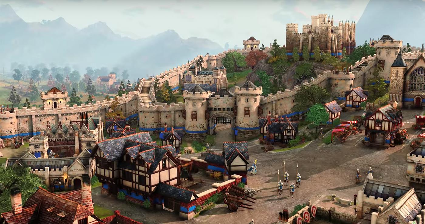 🗡️ Повернення легенди: Microsoft показали ґеймплей Age of Empires IV. Відео