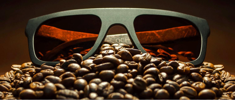 😎 Українські еко-окуляри з кави зібрали понад $11 тисяч на Kickstarter