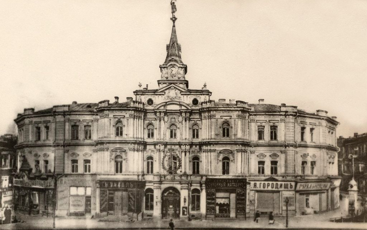 🏛️ Dyviťsja interaktyvnyj sajt pro istoriju ta vygljad Kyjeva 100 rokiv tomu