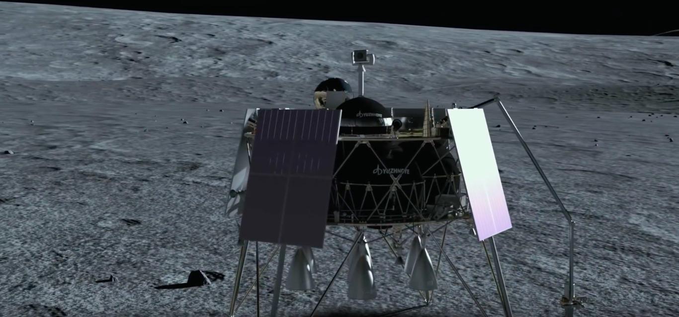 🚀Ukraїnśki konstruktory predstavyly modeľ aparatu dlja doslidžennja Misjacja — video