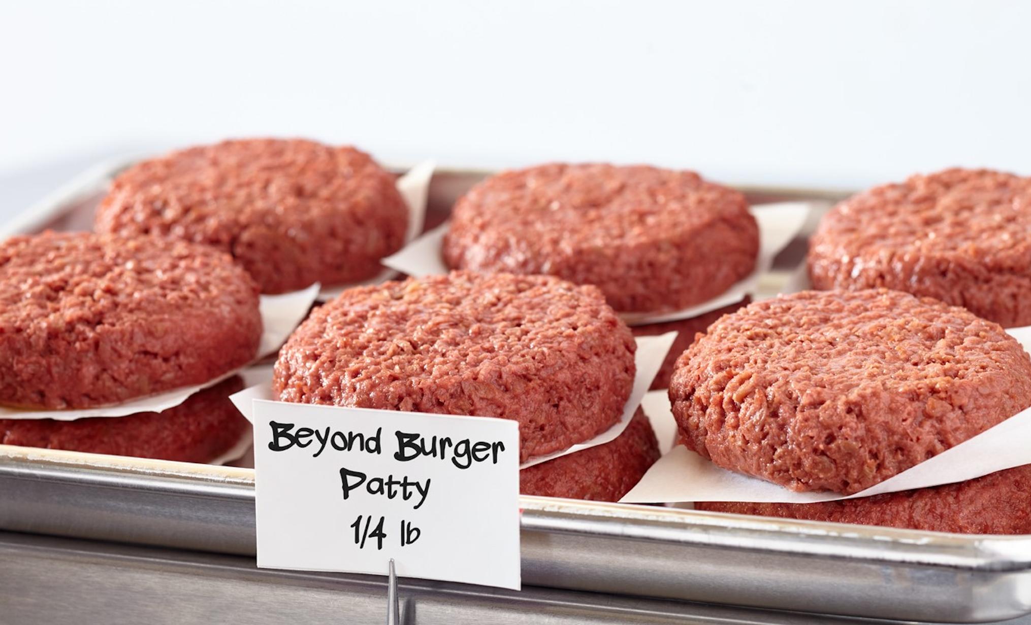 roslynne m'jaso Beyond Meat