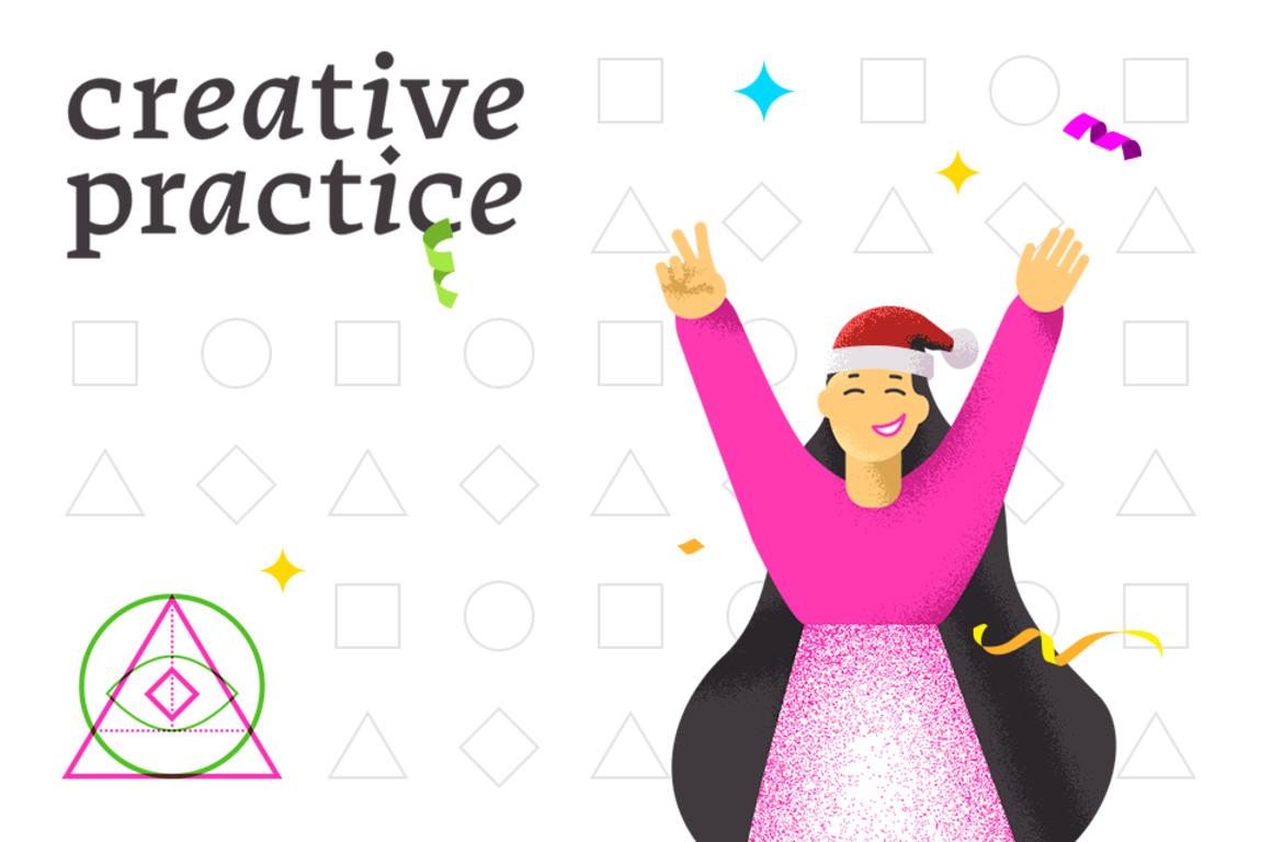 🎨 «Креативна практика» виклала у вільний доступ 5 лекцій про дизайн