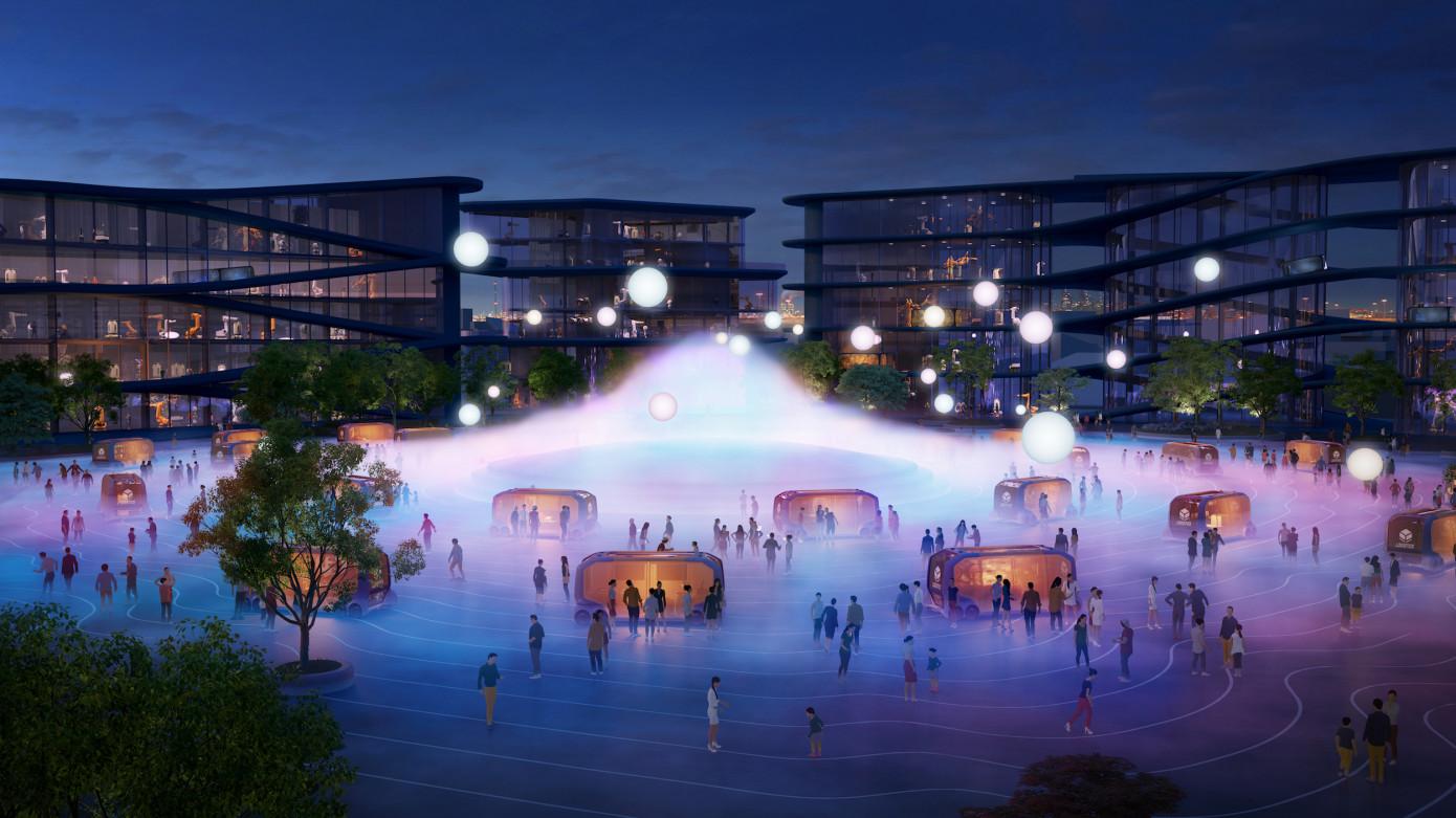 🏙️ Toyota планує побудувати в Японії «місто майбутнього» з безпілотниками і роботами